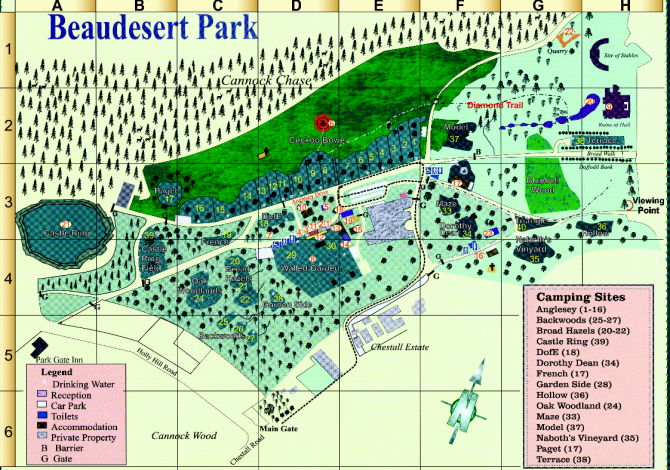 Beau_Site_Map